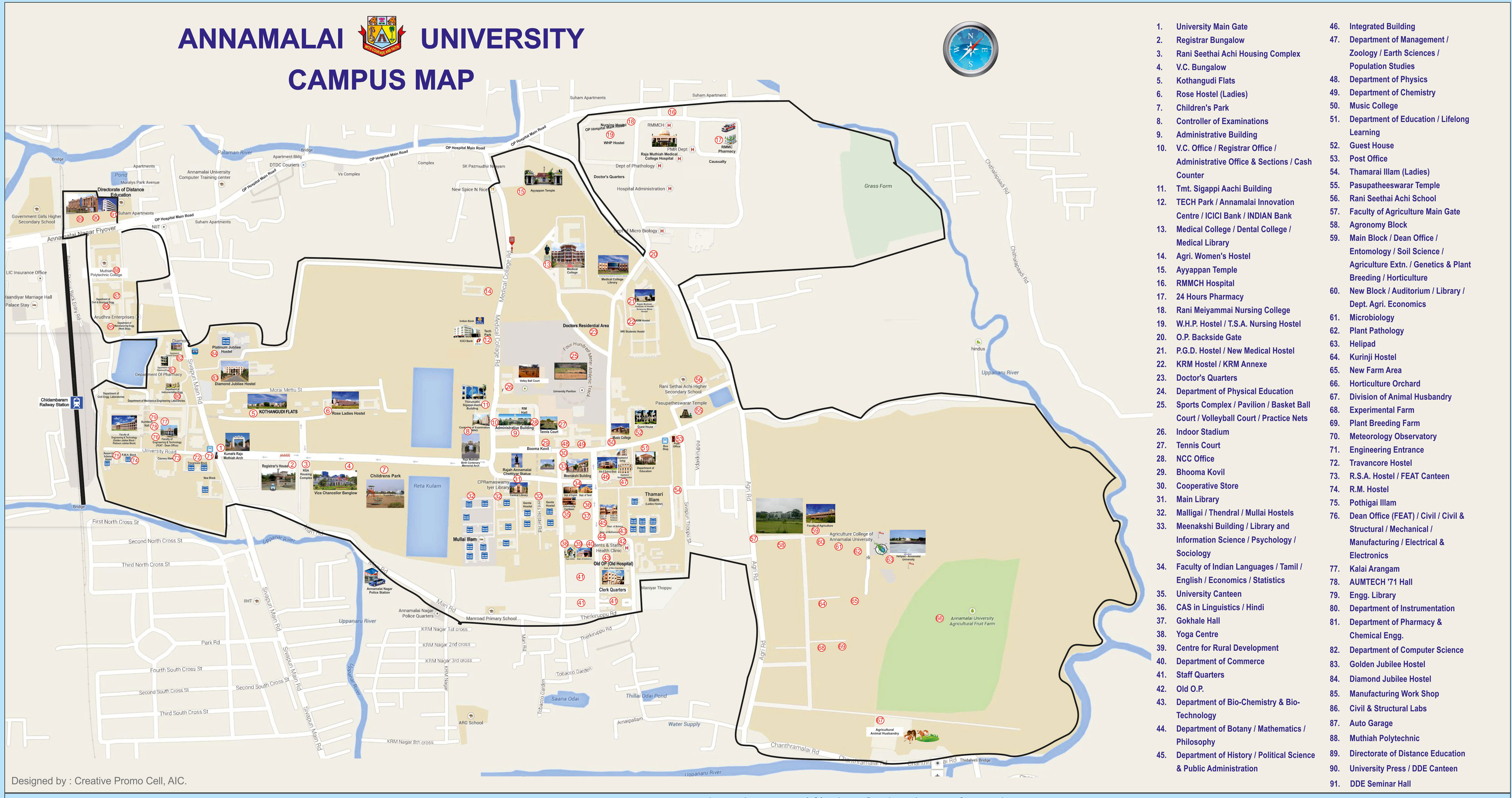 Annamalai university distance education study centres in ...